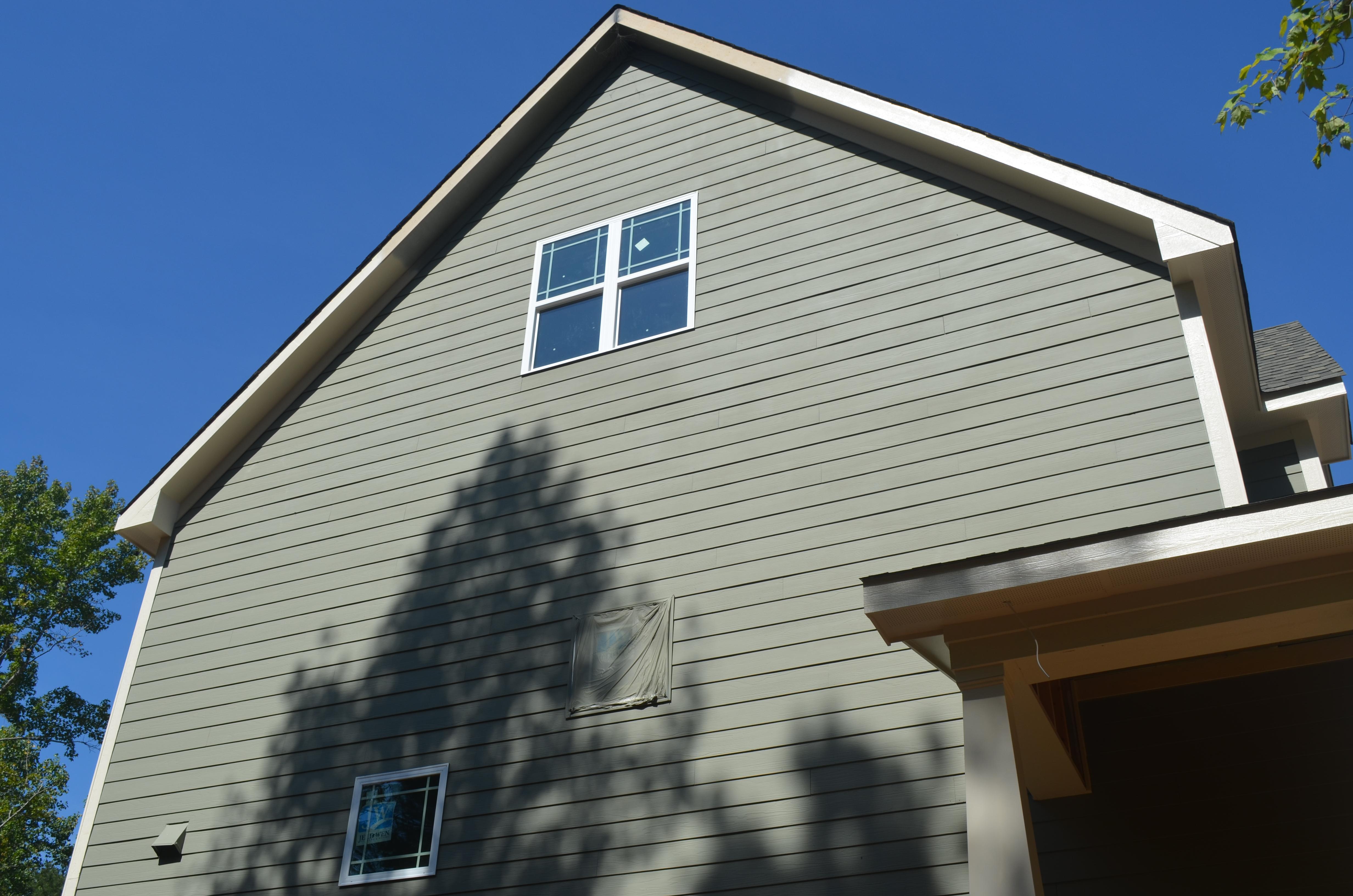Connected gray ash bea style - Sherwin williams artichoke exterior ...